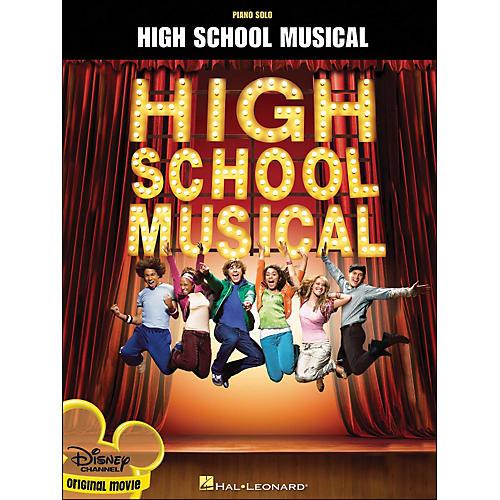 Hal Leonard High School Musical for Piano Solo-thumbnail