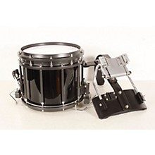 Sound Percussion Labs High-Tension Marching Snare Drum with Carrier Level 2 13 x 11 in., Black 888366074343