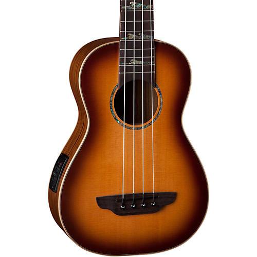 Luna Guitars High Tide Bass Acoustic-Electric Ukulele