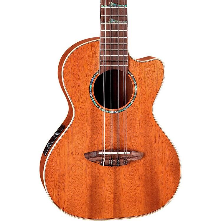 Luna GuitarsHigh Tide Tenor UkuleleMahogany