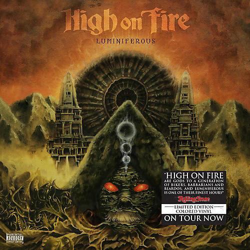 Alliance High on Fire - Luminiferous