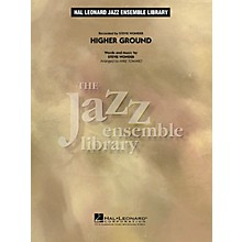 Hal Leonard Higher Ground Jazz Band Level 4 by Stevie Wonder Arranged by Mike Tomaro