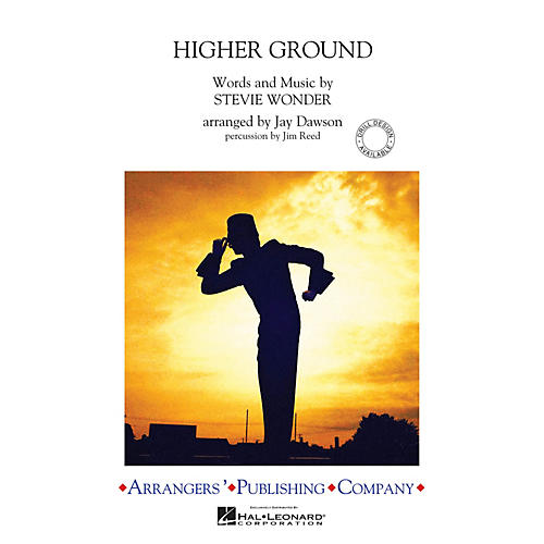 Arrangers Higher Ground Marching Band Level 3 by Red Hot Chili Peppers Arranged by Jay Dawson-thumbnail
