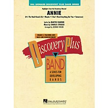 Hal Leonard Highlights from Annie - Discovery Plus Band Level 2 arranged by Johnnie Vinson