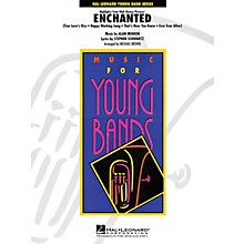 Hal Leonard Highlights from Enchanted - Young Concert Band Level 3 by Michael Brown