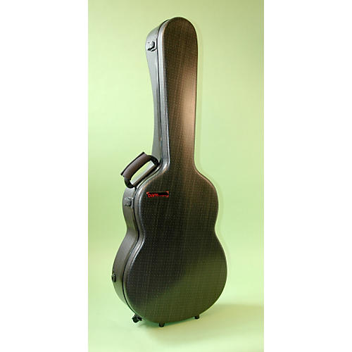 Bam Hightech Classical Guitar Case Black Lazure