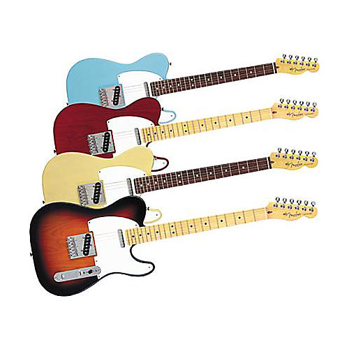 Fender Highway One Series Telecaster Electric Guitar-thumbnail