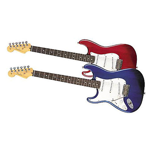 Fender Highway One Stratocaster Left-Handed Electric Guitar-thumbnail