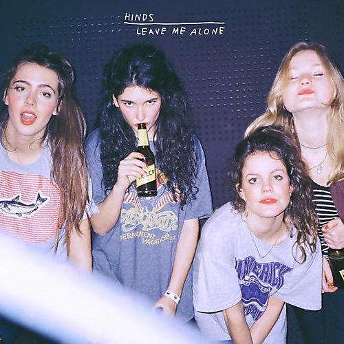 Alliance Hinds - Leave Me Alone