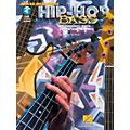 Hal Leonard Hip-Hop Bass - 101 Grooves, Riffs, Loops, and Beats Book/CD