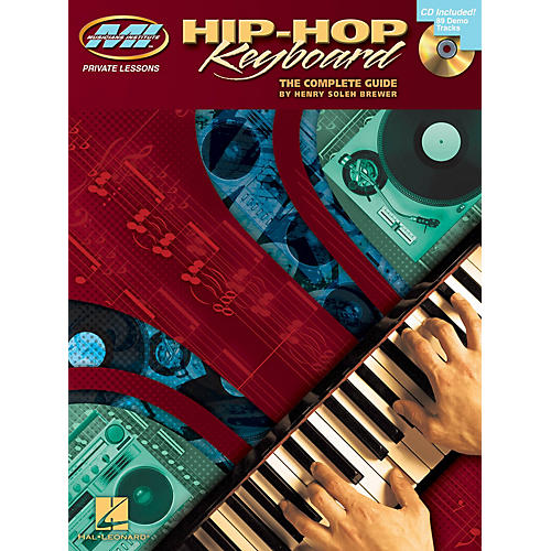 Musicians Institute Hip-Hop Keyboard Musicians Institute Press Series Softcover with CD Written by Henry Soleh Brewer-thumbnail