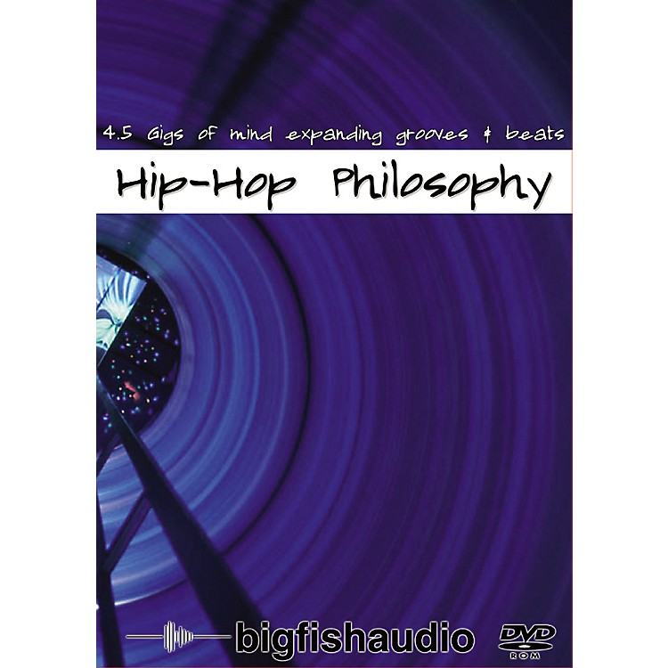 Big Fish Hip Hop Philosophy Audio Loops