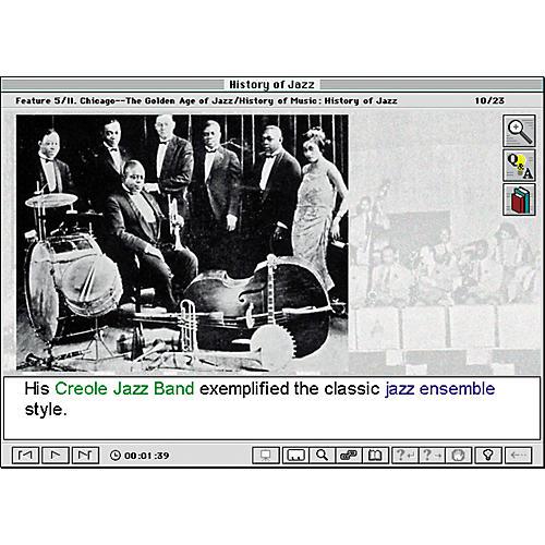 Clearvue History Of Music: Part 1 CDROM Single User-thumbnail