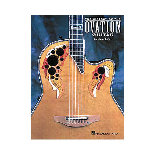 Hal Leonard History of Ovation Book-thumbnail