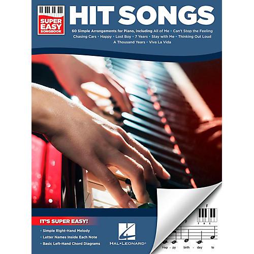 Hal Leonard Hit Songs - Super Easy Songbook
