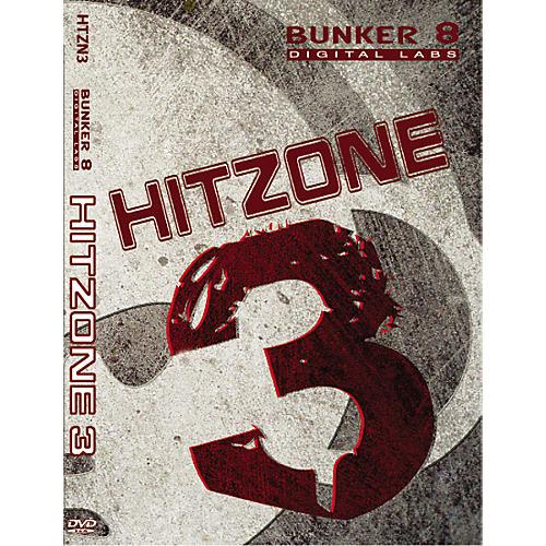 Big Fish Hit Zone 3 Sample Library DVD
