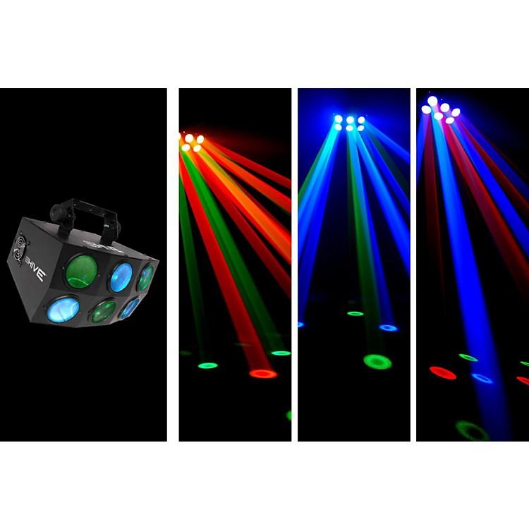 ChauvetHive 6-Pod, LED Beam Effect