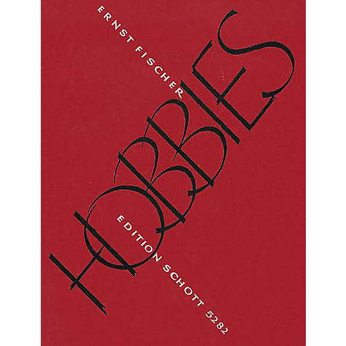 Schott Hobbies Voices And Piano Schott Series-thumbnail