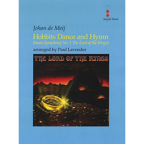 Amstel Music Hobbits Dance and Hymn (from The Lord of the Rings) (Parts Only) Concert Band Level 2 by Paul Lavender