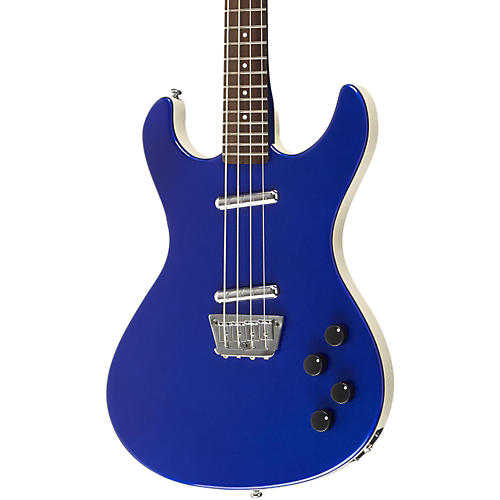 Danelectro Hodad Electric Bass Guitar Blue Metallic