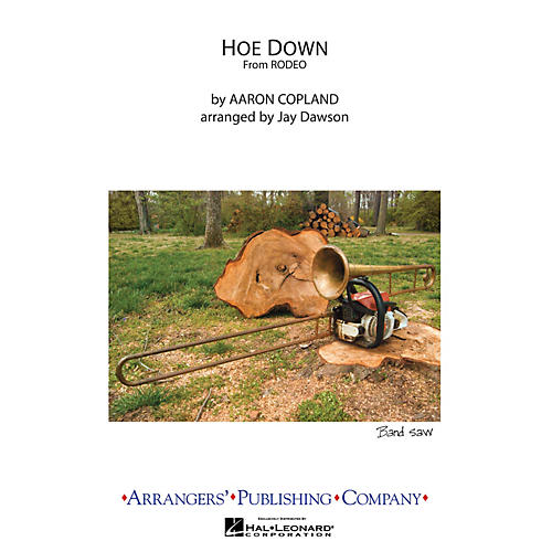 Arrangers Hoe Down Marching Band Level 3 Arranged by Jay Dawson-thumbnail