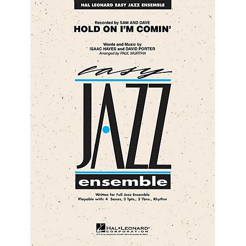 Hal Leonard Hold on I'm Coming Jazz Band Level 2 Arranged by Paul Murtha-thumbnail