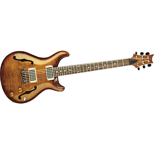 PRS Hollowbody II Electric Guitar With Flame Maple Top