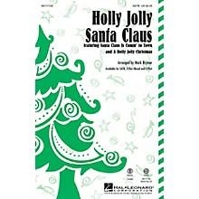 Hal Leonard Holly Jolly Santa Claus ShowTrax CD Arranged by Mark Brymer