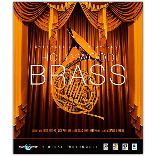 EastWest Hollywood Brass Gold Edition-thumbnail