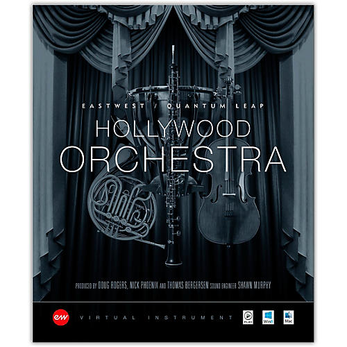 EastWest Hollywood Orchestra  - Silver-thumbnail