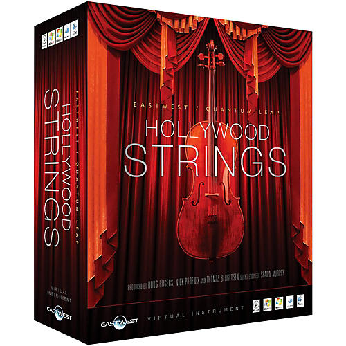 EastWest Hollywood Strings - Silver-thumbnail