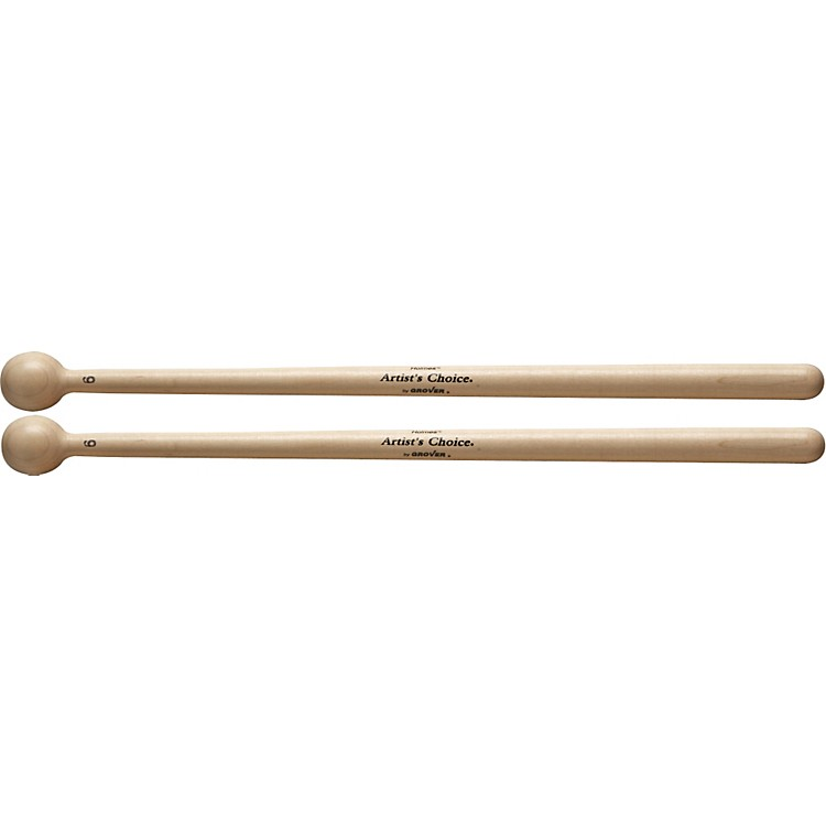 Grover Pro Holmes Timpani Mallets TM-6 Wood