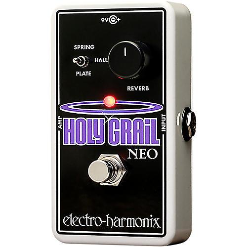 Electro-Harmonix Holy Grail Neo Reverb Guitar Effetcs Pedal-thumbnail