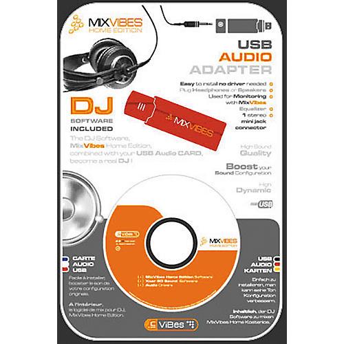 MixVibes Home Edition (Bulk)