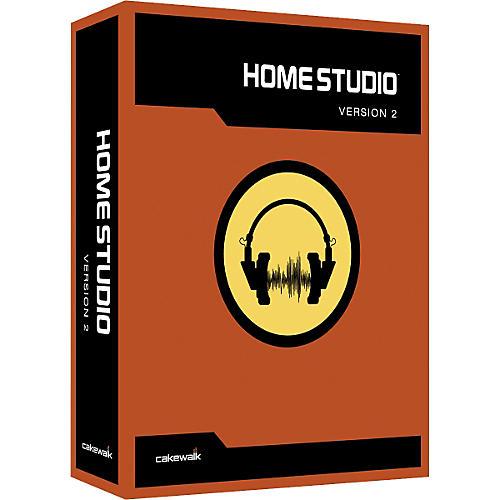 Cakewalk Home Studio 2-thumbnail