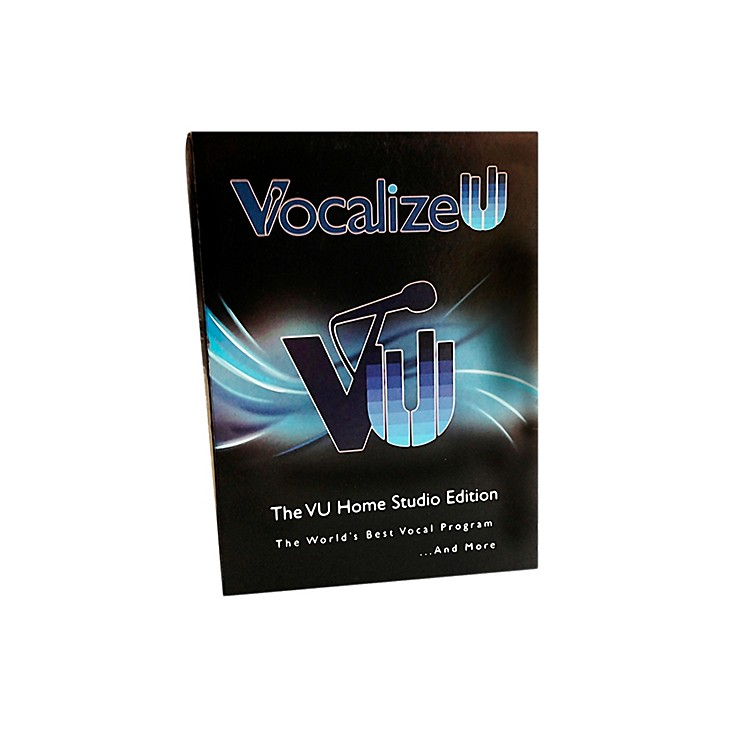 VocalizeU Home Studio Edition