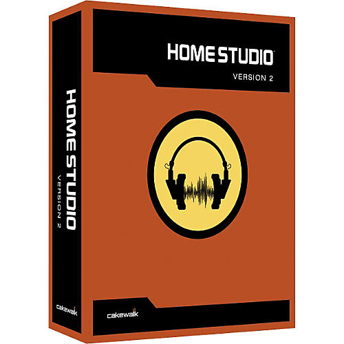 Cakewalk Home Studio Production Pack