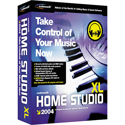 Cakewalk Home Studio XL Academic Edition