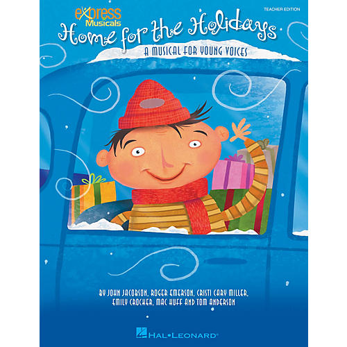 Hal Leonard Home for the Holidays (A Musical for Young Voices) singer 20 pak Composed by Roger Emerson