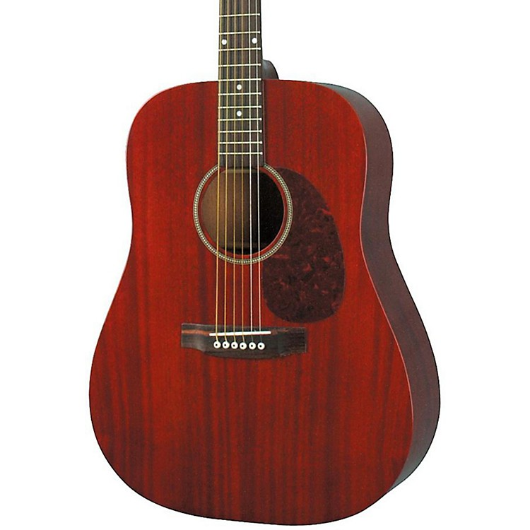 Rogue Honduran Mahogany Dreadnought Natural