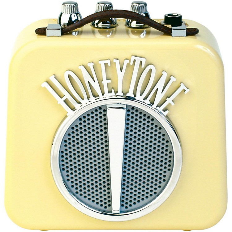 Danelectro Honeytone N-10 Guitar Mini Amp Yellow