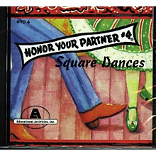 Educational Activities Honor Your Partner Square Dancing Course Volume 2 Cd