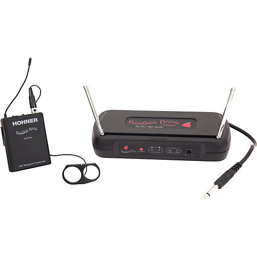 Hohner Hoodoo Hand Harmonica Wireless Microphone System-thumbnail