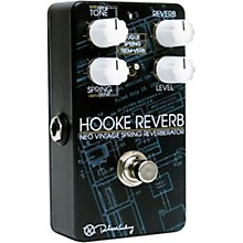 Keeley Hooke Spring Reverb Effects Pedal
