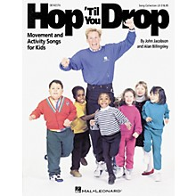 Hal Leonard Hop 'Til You Drop Song Collection Teacher's Edition Book