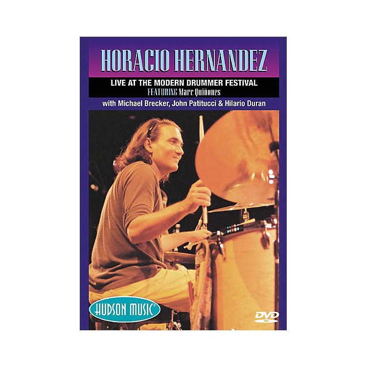 Hudson MusicHoracio Hernandez Live at the Modern Drummer Festival (DVD)