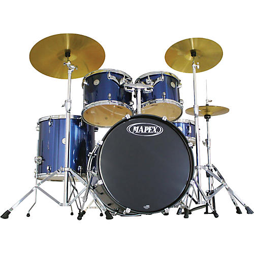 Mapex Horizon HX 5-Piece Drum Set w/ Free 8x7 tom-thumbnail