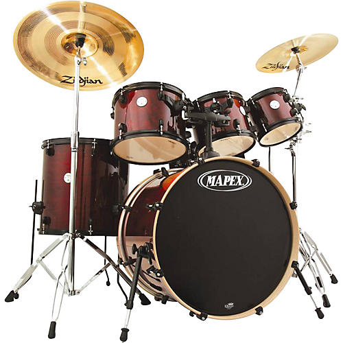 Mapex Horizon HZB 5-Piece Shell Pack