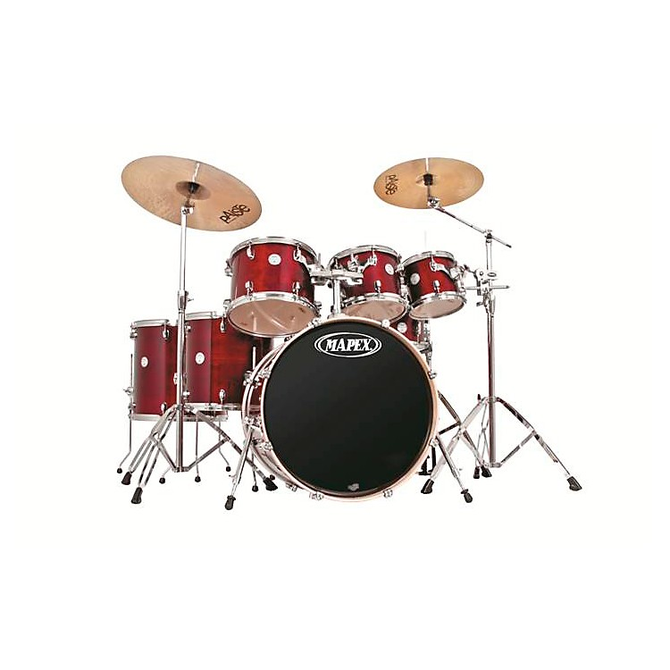 Mapex Horizon HZB Lacquer 7-Piece Shell Pack
