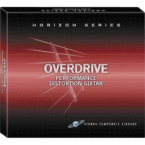 Vienna Instruments Horizon Series Overdrive Performance Distortion Guitar-thumbnail